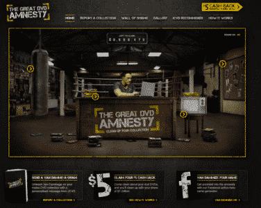 DVD Amnesty