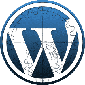 Logo WordPress service