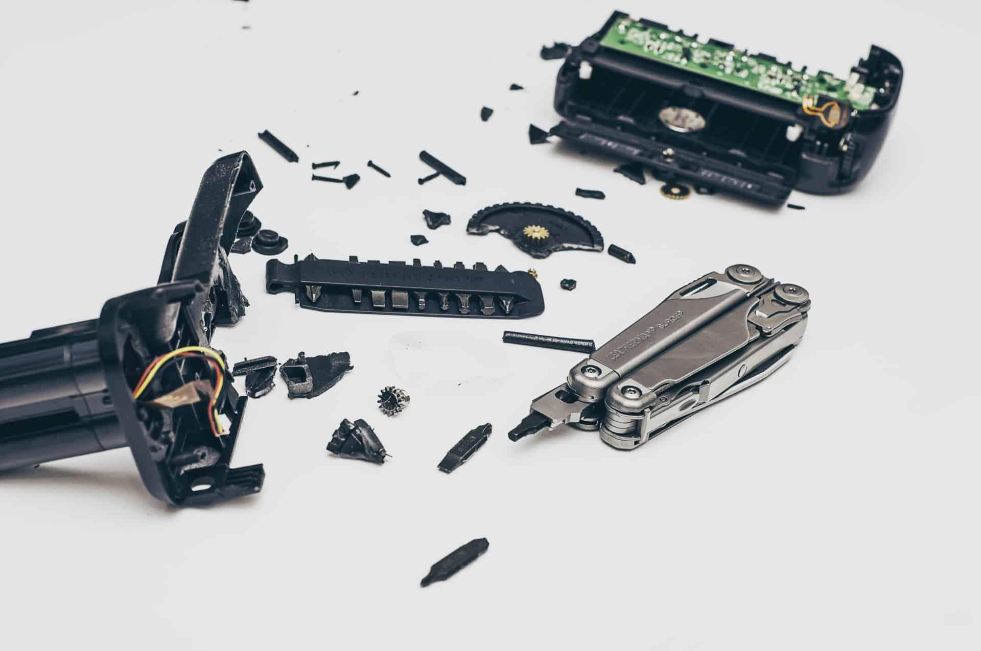 Broken - kunne en WordPress backup have reddet dig