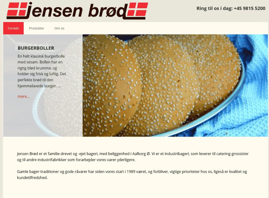 Jensen Brød