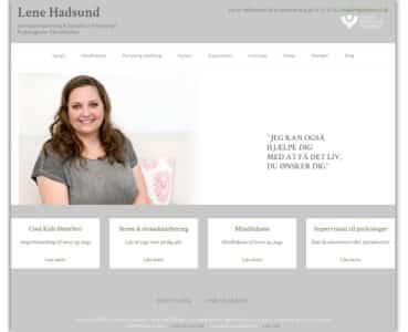 Psykolog Lene Hadsund