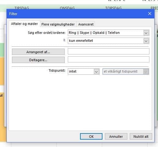 Hvordan skifter jeg automatisk farve på aftaler i Outlook? 7