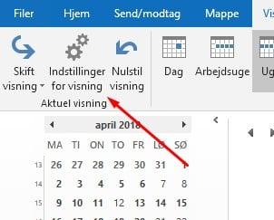 Hvordan skifter jeg automatisk farve på aftaler i Outlook? 2