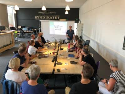 WordPress Meetup Aalborg vokser 2