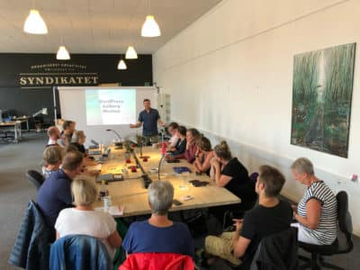 WordPress Meetup Aalborg vokser 4