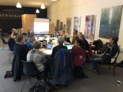 WordPress Meetup om optimering 1