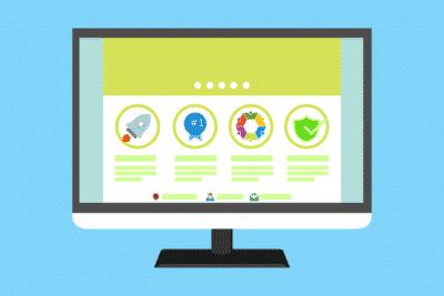 Webstedet bør være centralt for kommunikation i foreningen