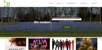 Hasseris Grundejerforening forside websted