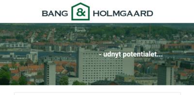 Bang Holmgaard forside